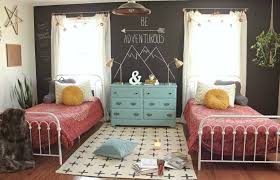 Brilliant black bedroom furniture lumeappco Ashley View In Gallery Cametaclub 30 Vintage Kids Rooms That Stand The Test Of Time
