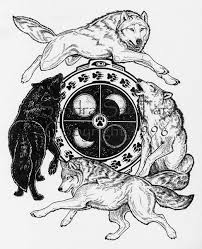Wiccan Coloring Pages Open Run Color Edition Below Pagan Book Of