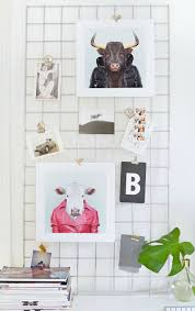 nice cute ways to hang art without frames
