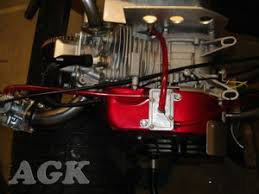 agk fuel pump setup affordable go karts the fuel pump pictured has been mounted on the fan shroud once the pump is mounted you have three lines to hook up