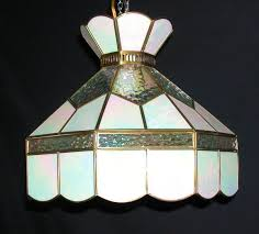 image of stained glass light fixtures image