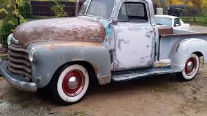 FOR SALE: 51 Chevy Truck 3100, part 1 - YouTube