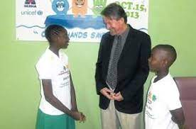 St Thomas students top Handwashing Day poster competition