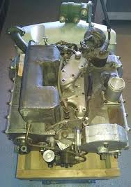 vincent opposed piston cylinder two stroke lifeboat engine vincent opposed piston 3 cylinder two stroke lifeboat engine
