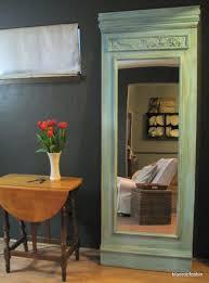diy storage furniture. DIY Faux Trumeau Mirror Diy Storage Furniture