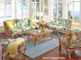 sun room furniture. wave crest rattan set sun room furniture
