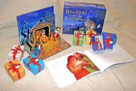 Christian Book Previews - What God Wants for Christmas: An ...