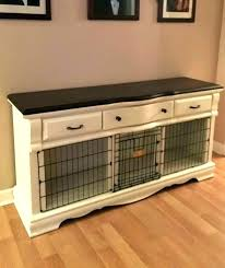 dog crate coffee table dog kennel table wood dog kennel furniture end table dog kennel furniture dog crate