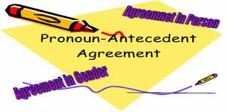 Pronoun Antecedent Agreement Pronoun Antecedent Agreement Quiz Questions Proprofs Quiz