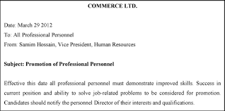 Memo Example For Business How To Write A Business Memo Format With Example