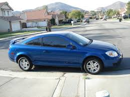 2005 Chevrolet Cobalt - Information and photos - ZombieDrive