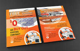 Create Business Flyer Entry 15 By Raihan1212 For Graphic Designer Needed To