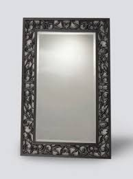Small Picture Large mirror no frame white frame with mirror white window frame