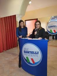 Jole Santelli ha incontrato a Lamezia Terme, Carolina Caruso ...