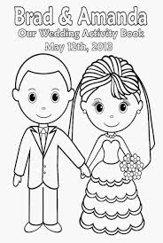 Free Printable Wedding Coloring Pages For Kids With Wedding Coloring