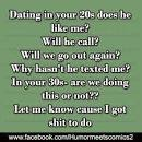 guide to dating in your 30s memes