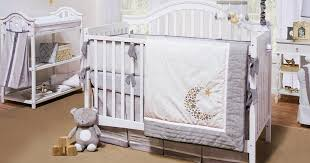 nuit crib bedding