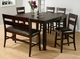 Space Saving Dining Sets Dining Room 12way Dining Room Set With Bench Space Saving Dining