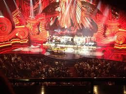 Cashman Center Theater Seating Chart Must See Las Vegas