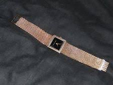 bueche girod wristwatches gents authentic 9ct gold bueche girod 1960 s 70 s watch not scrap