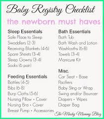 baby room checklist. Beautiful Checklist Baby Registry Checklist The Mushy Mommy Amazing For Baby Room Checklist
