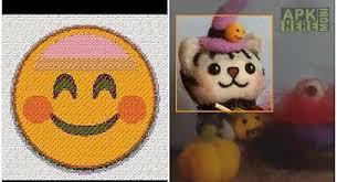 Emoji Art App Emoji Art Cute Puzzle For Android Free Download At Apk Here