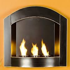 image of gel fuel fireplace pros and cons