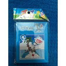 Xếp hình trượt, Xếp hình đẩy, Xếp hình Doraemon (Slide Puzzle)