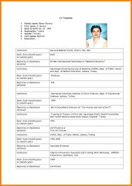 9 Sample Cv For Job Application Handy Man Resume