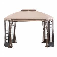 essential garden gazebo. Essential Garden Terrace Gazebo 12\u0027X10\u0027 With Netting *Limited Availability* A