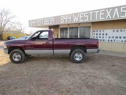 Dodge Ram 1500 Truck for Sale in Lubbock, TX 79407 - Autotrader