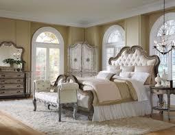 Pulaski Furniture Bedroom Sets Arabella Upholstered Bedroom Set From Pulaski 211170 211171