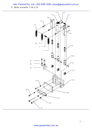 Strapping Chart Strapping Machine Manual