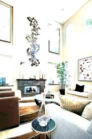 Decorating A Large Living Room Inspiration Living Room Art R Giant Wall Large Ideas Decals Big Style Decor