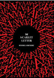 Scarlet Letter Book Cover 1001 Book Review The Scarlet Letter Nathaniel Hawthorne The