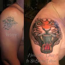 сделать татуировку кавер ап москва мастер 8th Sense Tattoo
