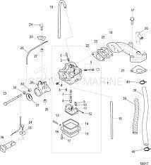 1979 Mercury 20 Hp Parts Diagram