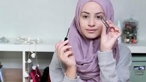 tutorial make up simple make up natural muslim hijab video dailymotion