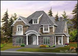 well crafted shingle style home with unique and thoughtful layout and design