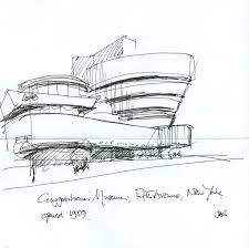 Concept Modern Architecture Sketch Sketches Home Design Decorates Enchanting Architects Designs With Decor