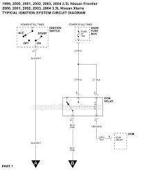 2001 Nissan Pathfinder Fuse Diagram 97 Nissan Pathfinder Wiring Diagram