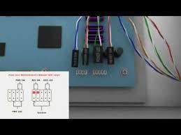 build a pc 5 front panel connectors build a pc 5 front panel connectors