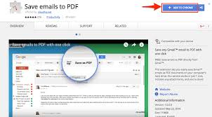How To Save And Convert Email With Attachments To Pdf Cloudhq Support