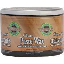 hardwood floor paste wax polish clear 2 pack