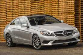 Amply powered, stylish, and technologically current. Used 2015 Mercedes Benz E Class Coupe Review Edmunds