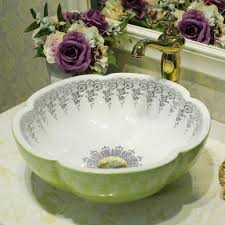 Decorative Bathroom Sinks Decorative Bathroom Sink Online Get Cheap Decorative Vessel Sinks