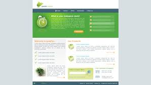 Css Website Templates Delectable Greefies Css Template