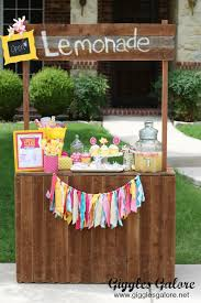 Lemonade stands are always a good idea to beat the summer heat. Create the  perfect stand with these FREE Lemonade Stand Signs and Printables.