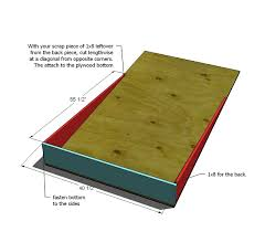 bed in a box plans. Step 9 Instructions: Mattress Box. Bed In A Box Plans