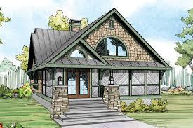craftsman house plan glen eden 50 017 front elevation